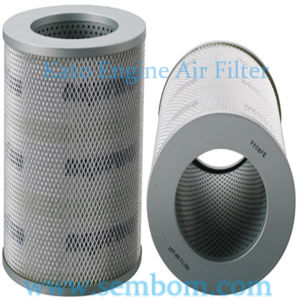 High Performance Engine Air Filter for Kato Excavator/Loader/Bulldozer pictures & photos