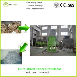 Dura-Shred Complete Paper Recycling Plant for Sale (TSD1663) pictures & photos