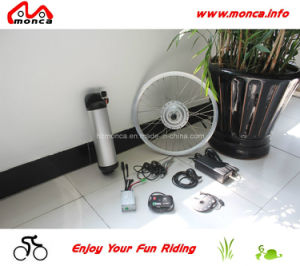 Low Cost Electric Bicycle Conversion Kit with 36V 250W Motor pictures & photos
