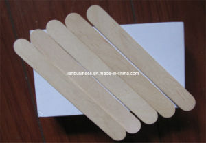 Disposable Sterile Wooden Tongue Depressor pictures & photos