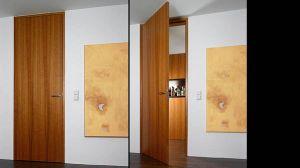 Composite HDF MDF Wooden Interior Door pictures & photos