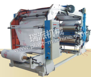 Yt Model 4 Color Plastic Bag Print Machine Price pictures & photos