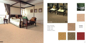 Machine Made Tufted Cut & Loop Hotel Carpets pictures & photos