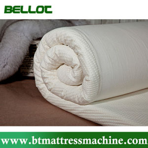 OEM Bedroom Furniture Rolled Memory Foam Mattress Pad pictures & photos