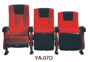 Fashionable Theatre Chair with PU Headrest (YA-07D) pictures & photos