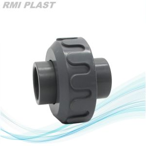 Plastic Pipe Fitting CPVC Reducing Tee pictures & photos