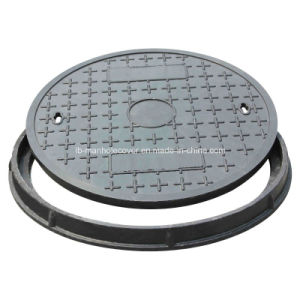 En124 C250 Round SMC Manhole Cover
