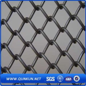 Steel Powder Coated Playground /Stadium Chain Link Fencing pictures & photos