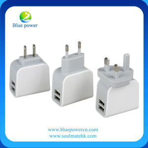 2015 High Speed AC Travel Chargers for Smart Phone