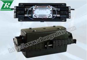 2in 2out Max Capacity 240 Horizontal Fiber Optic Splice Closure