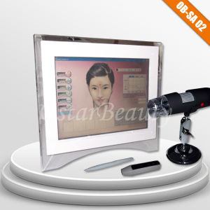 Skin Analysis Professional Skin Analyzer Machine Skin Tester
