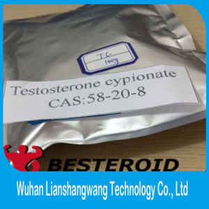 Testosterone Cypionate Steroid Hormone for Muscle Growth CAS 58-20-8 pictures & photos