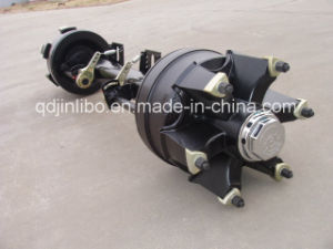 Spoke Hub Axle Trailer Parts Use Axle pictures & photos