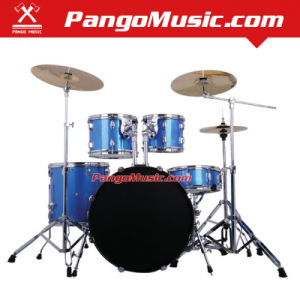 5-PC Blue Color Drum Set (Pango PMDM-800) pictures & photos