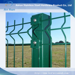 Hightop Manufacture Galvanized Welded Wire Mesh Fence pictures & photos