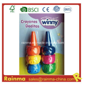 3D Animal Finger Crayon 6PCS for Kids Paint Gift pictures & photos