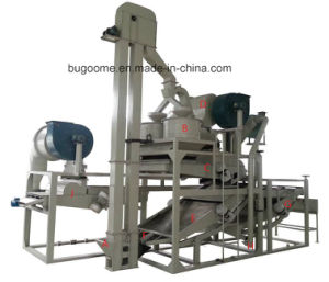 Hemp Seed Shelling Machine pictures & photos