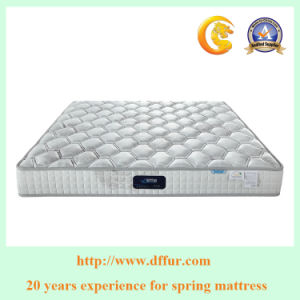 2017 Hot Wholesale Pillow Top Hotel King Size Mattress pictures & photos