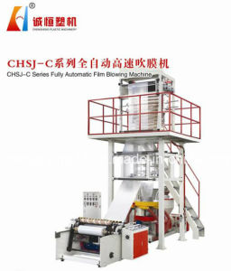 Hot Sales Fully Automatic Film Blowing Machine pictures & photos