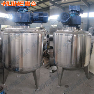 500L Vacuum Mixing Emulsifier for Sale pictures & photos