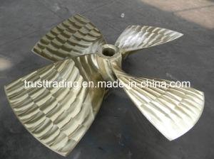 Four Blade Marine Bronze Propeller / Boat Propeller pictures & photos