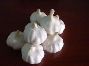 2016 Chinese Fresh Normal White Garlic 5.5-6cm pictures & photos
