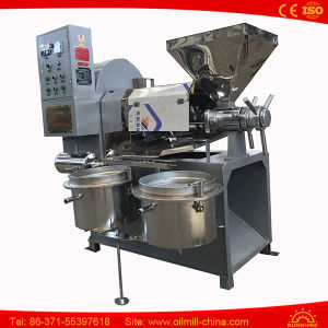 Automatic Screw Press Sunflower Mustard Cotton Seed Oil Mill Machinery pictures & photos