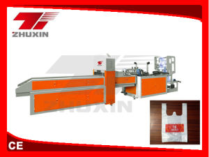 Automatic T-Shirt Bag Making Machine (one line) -CY-500 pictures & photos
