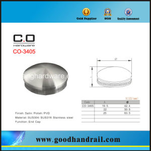 Stainless Steel Pipe End Cap (CO-3405) pictures & photos