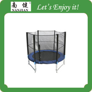 6ft Folding Gym Trampoline for Body Building pictures & photos