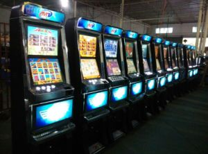 slot machine manufacturers