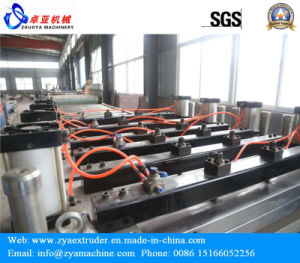 Three Layer Co-Extrusion PVC Foam Board Production Line/Extruder Machine pictures & photos
