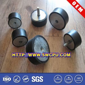 Various Material/ Shape Rubber Damper (SWCPU-R-D012) pictures & photos