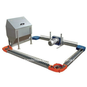 Poultry Chain Feeding Line for Breeder and Chicken pictures & photos
