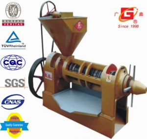 Sunflower Oil Press Yzyx140-8 Durable Oil Expeller pictures & photos