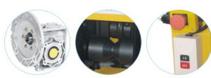 Newest 2-60mm Electrical Wire Copper Recycling Machine Cable Cutter (HW-001) pictures & photos