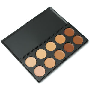 10 Color Super Good Quality Cosmetic Concealer Palette pictures & photos