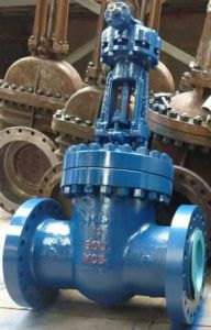 High Pressure ANSI Gate Valve pictures & photos