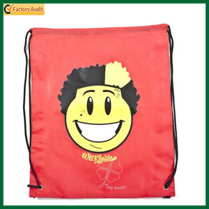 Cute Durable Drawstring Backpack Bag (TP-dB255) pictures & photos