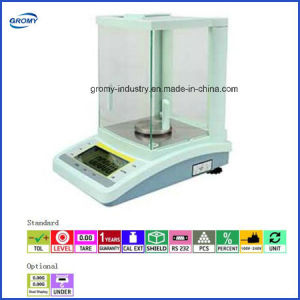 0.1mg Analytical Balance Lab Scales Balances pictures & photos