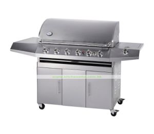 Stainless Steel Freestanding Gas BBQ for Outdoor Kitchen (WH-D835)
