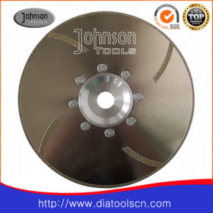 Od230mm Electroplated Grinding Saw for Ceramic pictures & photos