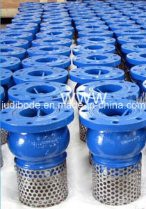 DIN/ANSI Stainless Steel Screen Foot Valve