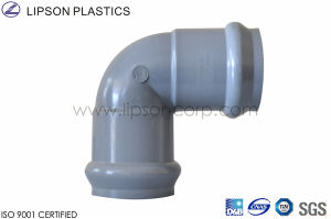 High Quality PVC Pipe Elbow pictures & photos