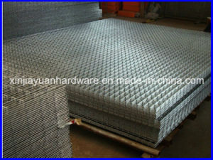 Galvanized /PVC Coated Welded Wire Mesh for Concrete Reinforcing pictures & photos