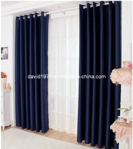 Faux Line Thermal Insulated Blackout Panel/Curtain (SZSMEBP009)