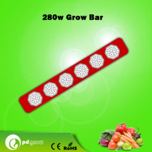 (280W-Grow Bar) New Arrival and Hot Sale 280W Best LED Grow Lights for Plants Grow From China Supplier