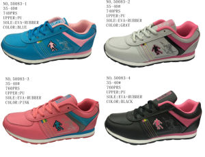 No. 50083 Four Coloes Women Casual Shoes pictures & photos