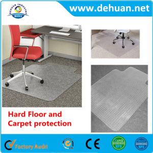 Wood Desk Carpet Chair Mat pictures & photos