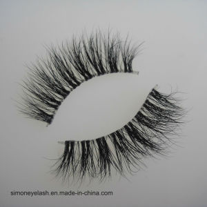 3D Real Mink Fur Strip Eyelashes pictures & photos